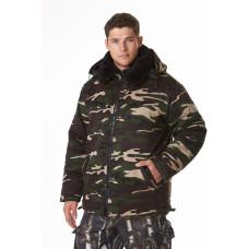 Куртка Пилот с мех. подкладом