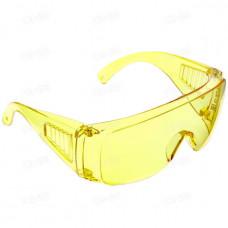 Очки защитные желтые 40004
