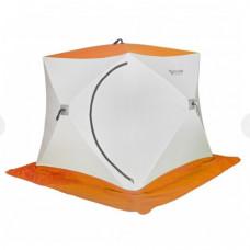 Палатка-куб Кедр для зимней рыбалки