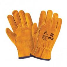 Перчатки Драйвер спилковые