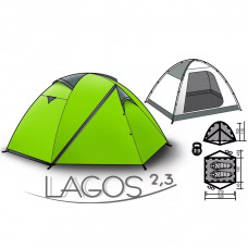 Палатка Индиана Лагос-2