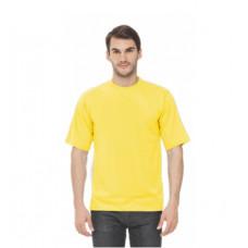 Футболка муж. х/б, цвет: желтый